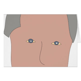 Bill Clinton Card