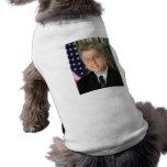 Bill Clinton Doggie T Shirt