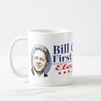 Bill Clinton For First Gentleman Mug