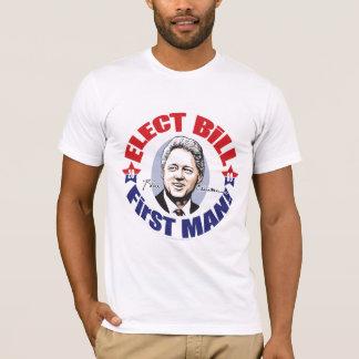 Bill Clinton For First Gentleman Shirt