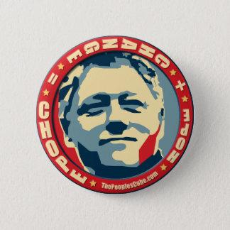 Bill Clinton - Grope: OHP Button