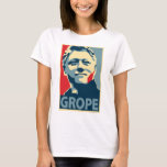 Bill Clinton - Grope: OHP Ladies Top