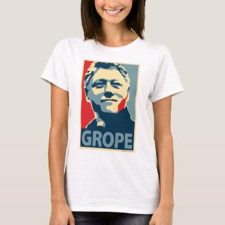 Bill Clinton - Grope: OHP Ladies Top