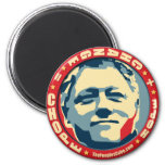 Bill Clinton - Grope: OHP Magnet