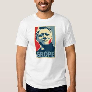 Bill Clinton - Grope: OHP T-Shirt