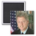 Bill Clinton Iman De Frigorífico
