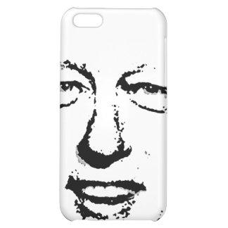 BILL CLINTON INK ART iPhone 5C CASES