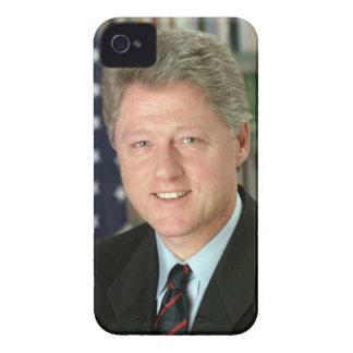 Bill Clinton iPhone 4 Funda