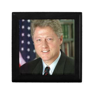 Bill Clinton Jewelry Box