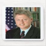 Bill Clinton Mousepads