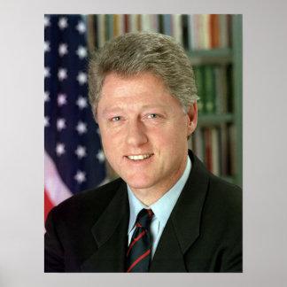 Bill Clinton Impresiones