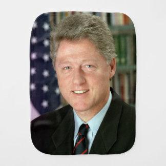 Bill Clinton Paños De Bebé