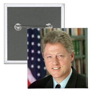Bill Clinton Pin