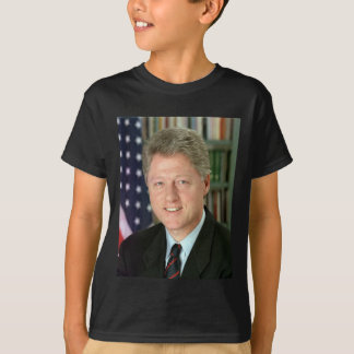 Bill Clinton Playera