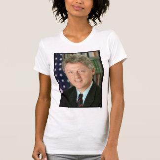 Bill Clinton Presidential Portrait T Shirt