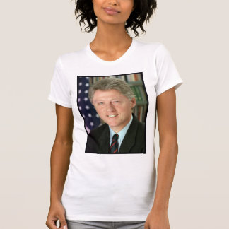 Bill Clinton Presidential Portrait T-Shirt