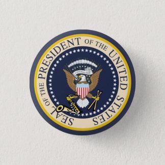 Bill Clinton : Presidential Seal : Button