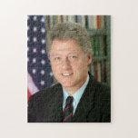 Bill Clinton Puzzle