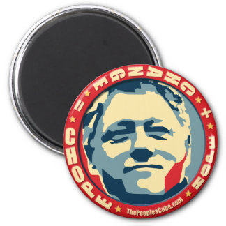 Bill Clinton - tanteo: Imán de OHP