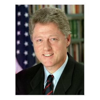 Bill Clinton Tarjetas Postales
