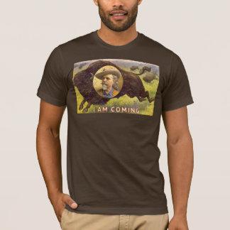 Bill Cody -1899 - distressed T-Shirt