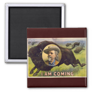Bill Cody -1899 Fridge Magnets