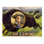 Bill Cody -1899 Post Card