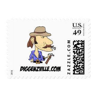 Bill D. Howz Stamp