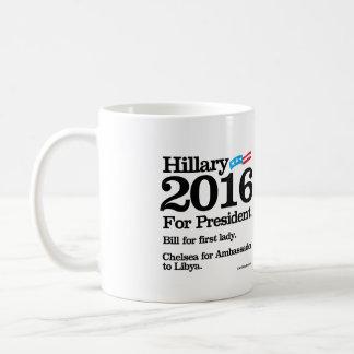 Bill for First Lady - Chelsea for Ambassador to Li Coffee Mug