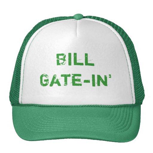 Bill Gate-in' Mesh Hat