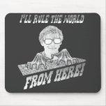 Bill Gates Mousepad