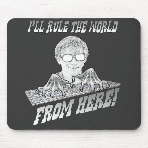 Bill Gates Mousepad Alfombrillas De Ratones