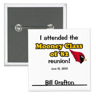 Bill Grafton Pins