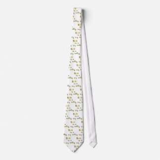 Bill is a big softy fun colorful painting name art tie