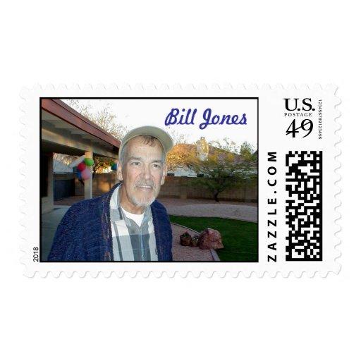 Bill Jones Postage