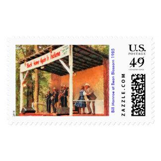 Bill Monroe Stamps