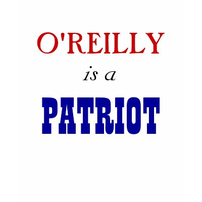 Bill Oreilly number one