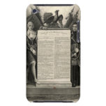 Bill of Rights French Constitution of 1795 Barely There iPod Covers