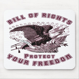 Bill Of Rights Mousepads