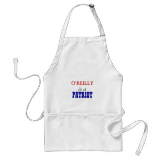 Bill O'Reilly Patriot Adult Apron