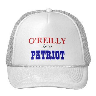 Bill O'Reilly Patriot Trucker Hat