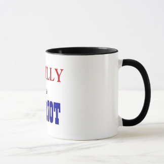 Bill O'Reilly Patriot Mug