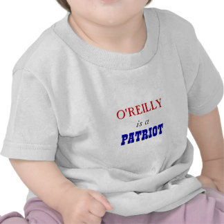 Bill O'Reilly Patriot Tee Shirt