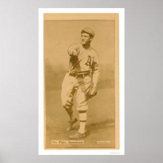 Bill Orr Athletics Baseball 1914 Posters