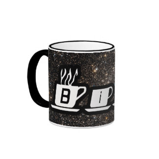 Bill - Our Starry Universe Ringer Mug