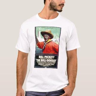 Bill Pickett The Bull-Dogger 1921 silent film T-Shirt