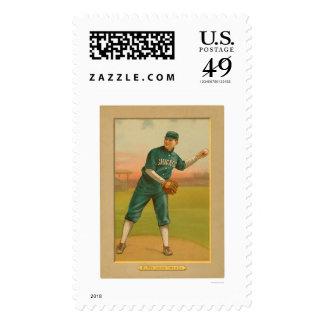 Bill quema el béisbol 1911 de White Sox Timbre Postal