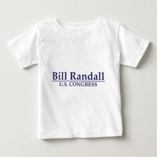 Bill Randall for Congress Baby T-Shirt