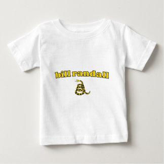 Bill Randall Gadsden Snake Baby T-Shirt