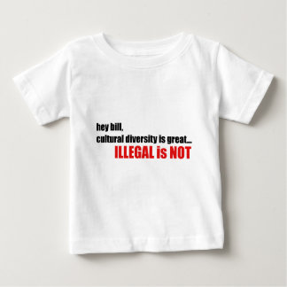 bill richardson baby T-Shirt